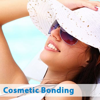 cosmetic bonding patient
